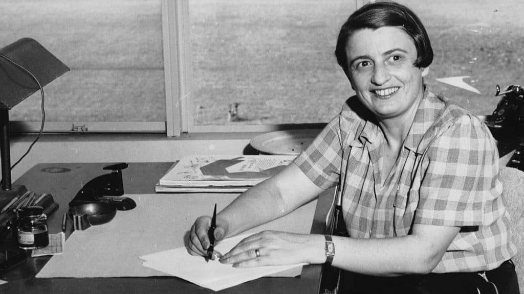 22 Inspirational Ayn Rand Quotes