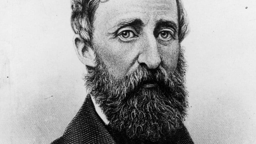 30 Inspirational Henry David Thoreau Quotes