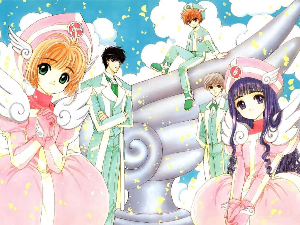 best fantasy anime