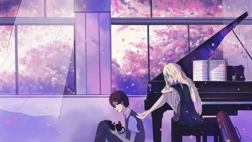 best romance anime