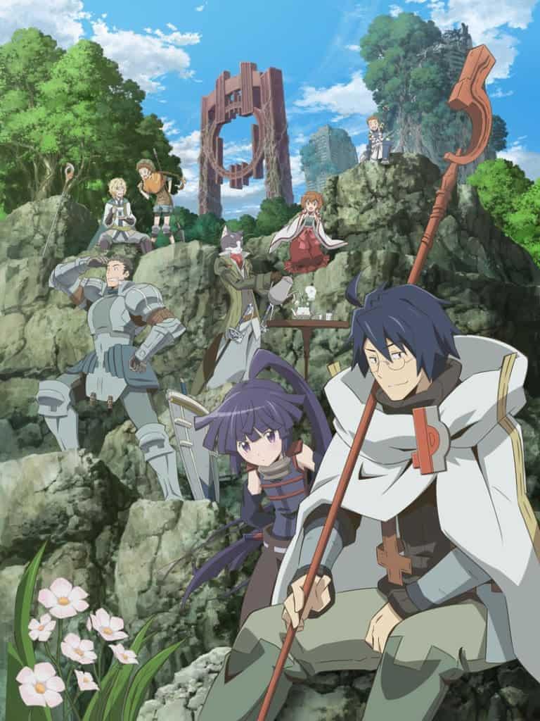 The Log Horizon anime will have a third season